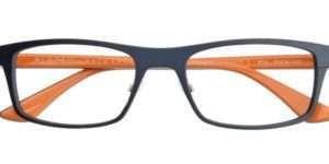 959- Blue Grey/Dark Mauve/Bright Orange
